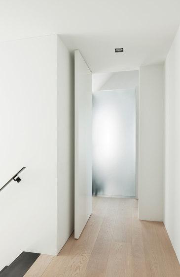 System M   White Pivot Door by FritsJurgens   Hinges