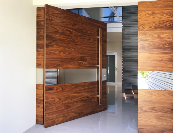 System One   Pivoting Front Door by FritsJurgens   Hinges