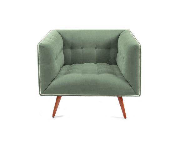 Dust armchair di Mambo Unlimited Ideas | Poltrone