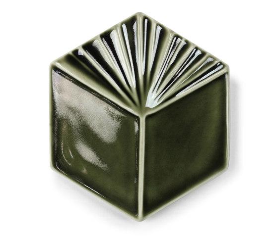 Mondego Tile Olive von Mambo Unlimited Ideas | Keramik Fliesen