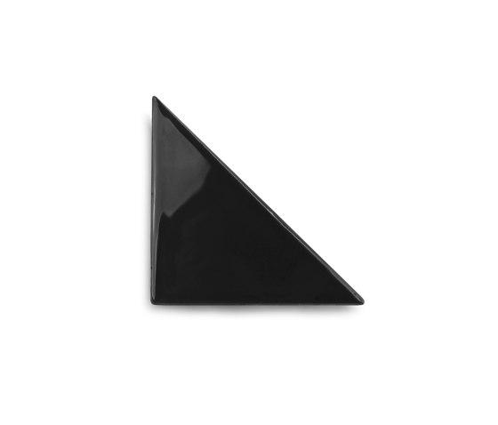 Tejo Small Black by Mambo Unlimited Ideas | Ceramic tiles