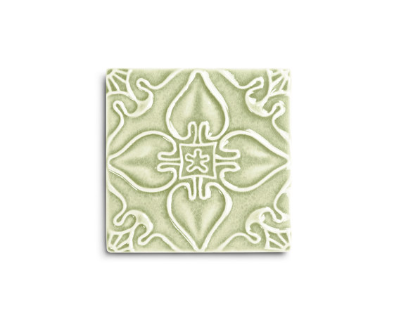 Pattern Lime by Mambo Unlimited Ideas   Ceramic tiles