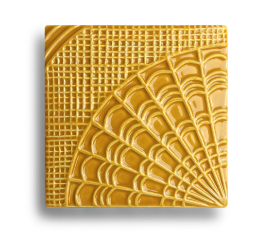 Gaudí Yellow by Mambo Unlimited Ideas | Ceramic tiles