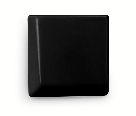 Douro Black Matte von Mambo Unlimited Ideas | Keramik Fliesen
