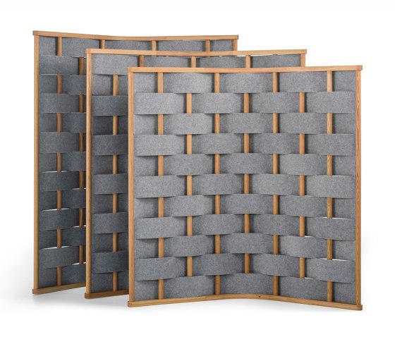 Bower Screens by nau design | Folding screens