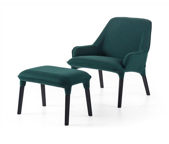 Plum Chair by nau design | Armchairs