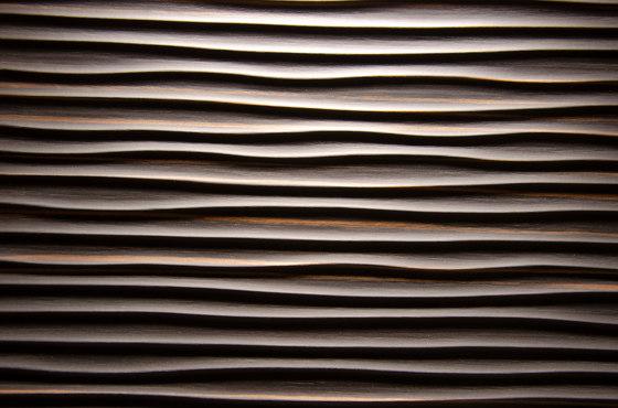 Dune Alpi Ebony Maro de VD Werkstätten | Chapas de madera