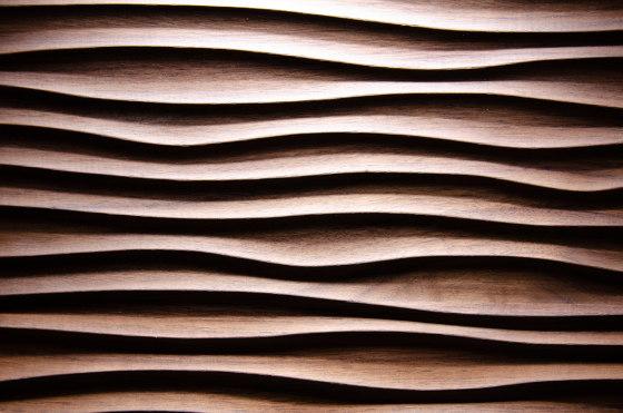 Ocean Heartwood Walnut by VD Werkstätten | Wood veneers