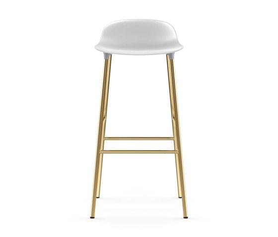 Form Barstool 75 by Normann Copenhagen   Bar stools