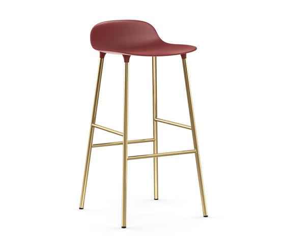 Form Barstool 75 by Normann Copenhagen | Bar stools