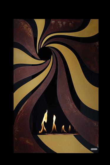 Hypnosz by GlammFire   Open fireplaces
