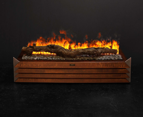 York 500 and 1000 by GlammFire | Ventless fires