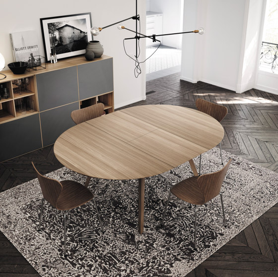 Aise Table di TREKU | Tavoli pranzo