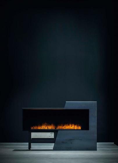 GlammBox 3D Plus by GlammFire | Ventless fires