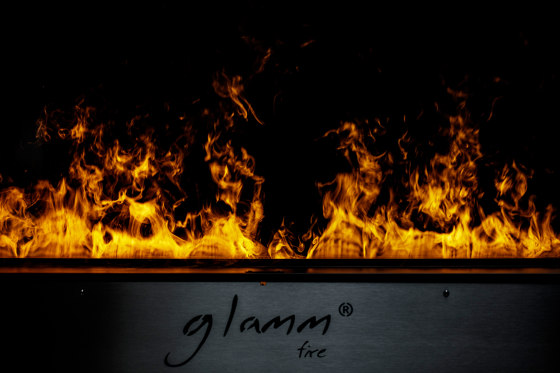 Kit Glamm 3D Plus 500 and 1000 by GlammFire | Ventless fires