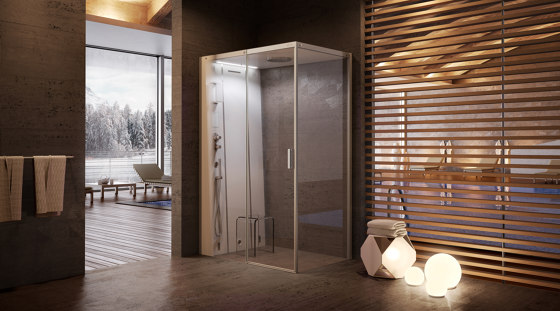 Cloud by Jacuzzi® | Steam showers