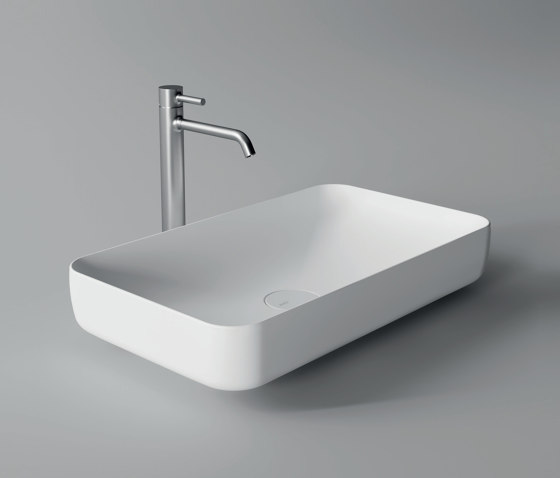 FORM Washbasin Rectangular Bowl by Alice Ceramica   Wash basins