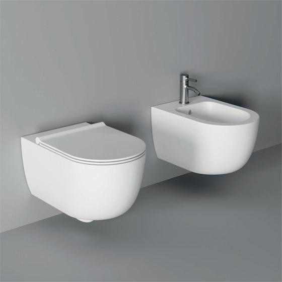 WC Hung Unica 50 by Alice Ceramica | WC