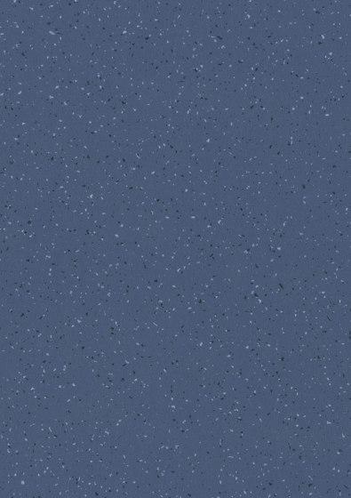 wineo PURline® Roll |  Navi Blue Stars by Mats Inc. | Rubber flooring