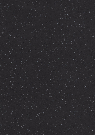 wineo PURline® Roll   Pure Black Stars by Mats Inc.   Rubber flooring