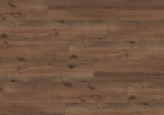 wineo PURline® Planks | Village Oak Brown by Mats Inc. | Rubber flooring