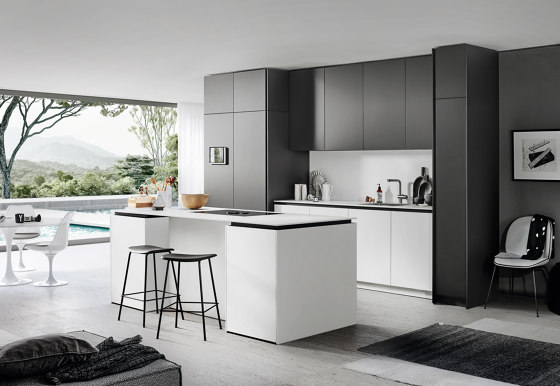 +SEGMENTO Y by Poggenpohl | Fitted kitchens