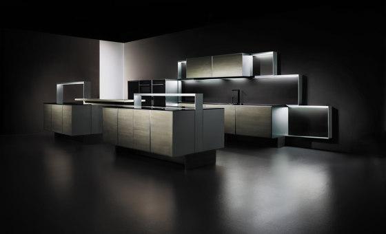 P´7340 Design by Studio F. A. Porsche de Poggenpohl | Cocinas integrales
