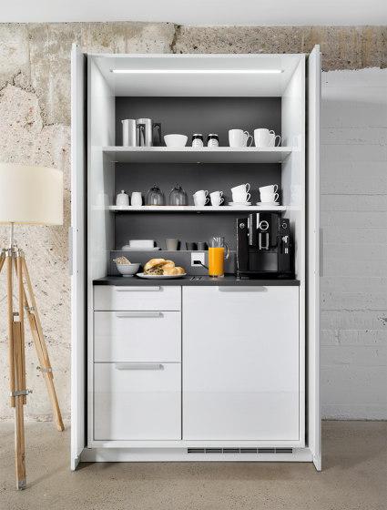 +STAGE von Poggenpohl | Kompaktküchen