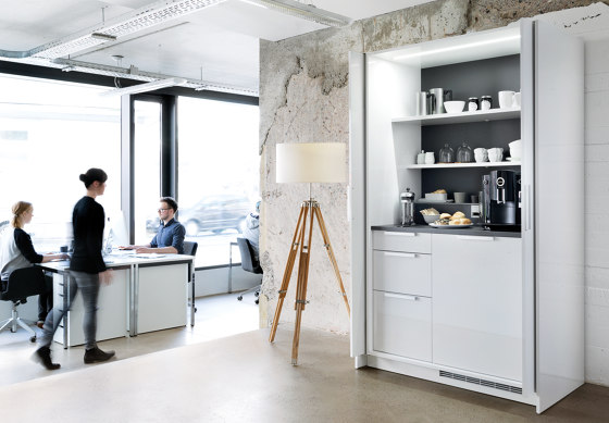 +STAGE by Poggenpohl | Compact kitchens