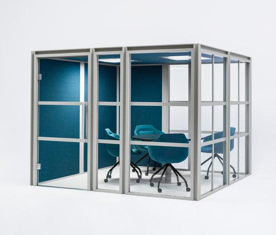 Hako de MDD   Box de bureau