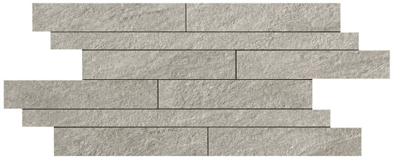 Klif Silver Brick by Atlas Concorde | Ceramic tiles