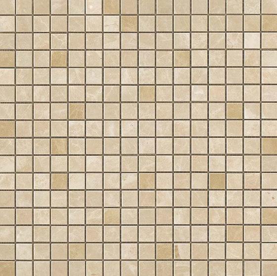 MARVEL Elegant Sable Mosaico Q by Atlas Concorde | Ceramic mosaics