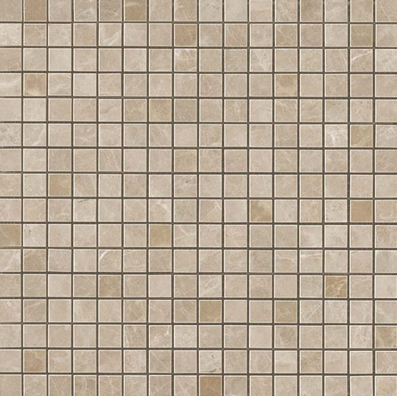 Marvel Gris Clair Mosaico Q by Atlas Concorde | Ceramic tiles