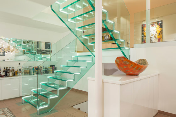 Londra Original by Siller Treppen | Staircase systems