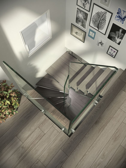 Mistral Spiral by Siller Treppen | Staircase systems