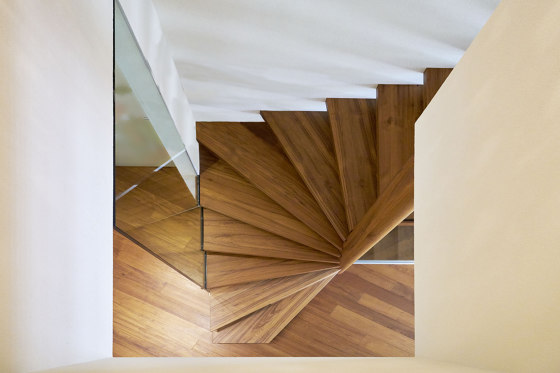 Spike by Siller Treppen | Staircase systems