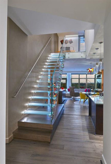 Mistral Iluma by Siller Treppen | Staircase systems