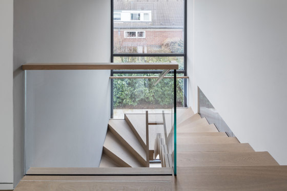 Zig-Zag Winder by Siller Treppen | Staircase systems