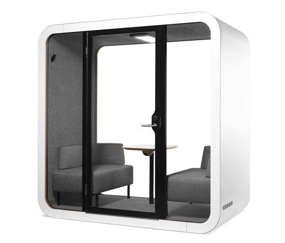 Framery Q | Meeting Maggie by Framery | Office Pods