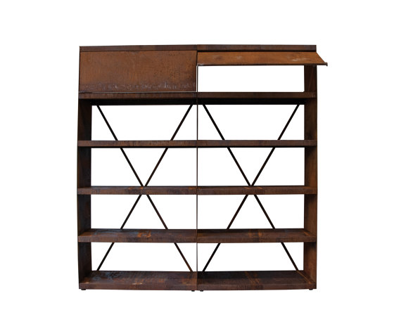 Wood Storage 200 by OFYR | Fireplace accessories