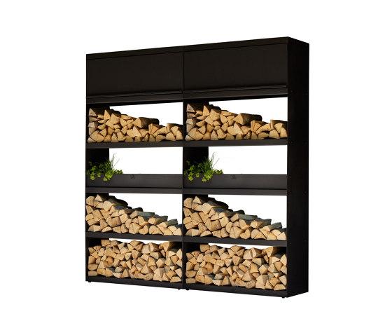 Wood Storage Black 200 de OFYR | Accesorios