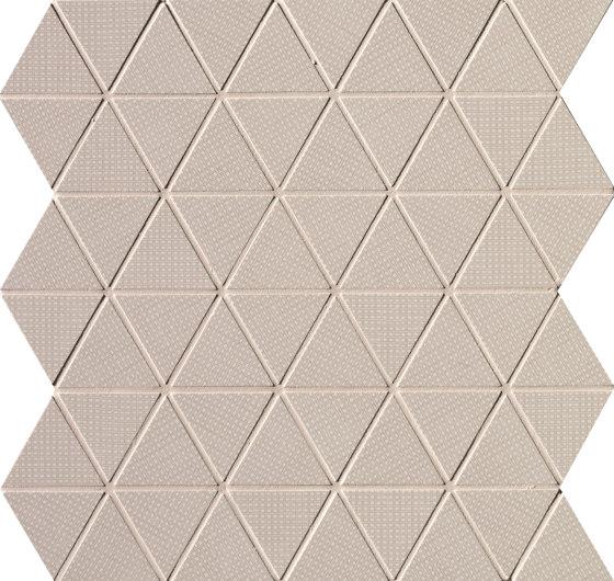 Pat Rose Triangolo Mosaico di Fap Ceramiche | Mosaici ceramica