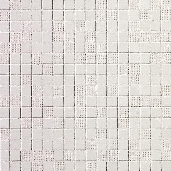 Pat White Mosaico de Fap Ceramiche   Mosaïques céramique