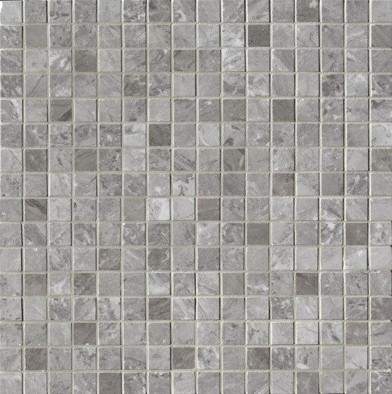 Roma Classic Grigio Superiore Micromosaico von Fap Ceramiche | Keramik Mosaike