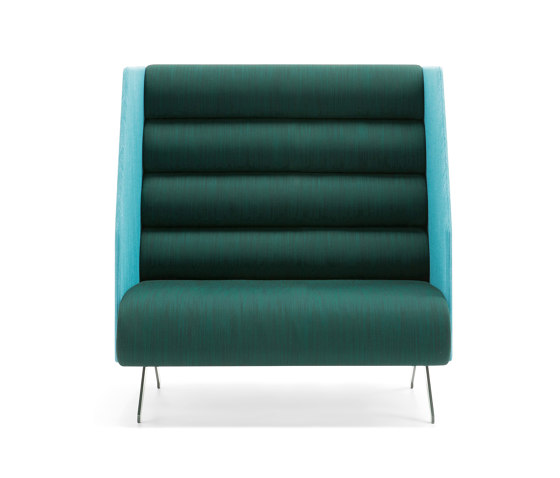Ren Office 1 Seater High di Torre 1961 | Panche