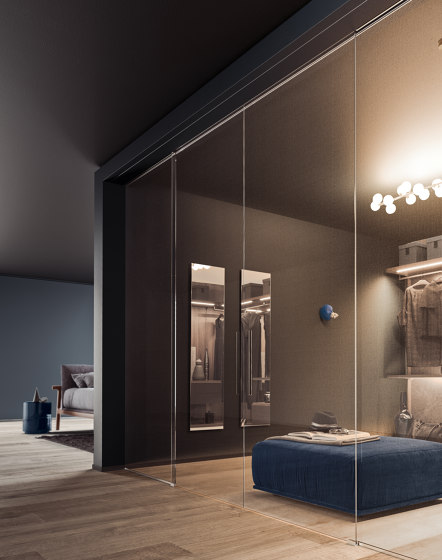 Vista by Pianca | Walk-in wardrobes
