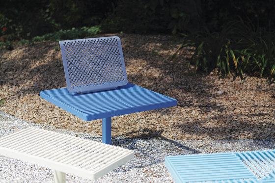 pixel | Parkbank von mmcité | Sitzbänke