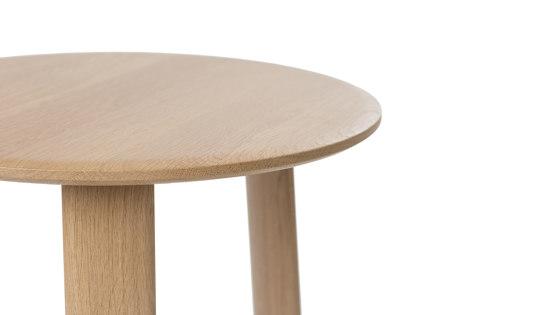 Alle Coffee Table Small Oak by Hem Design Studio | Side tables