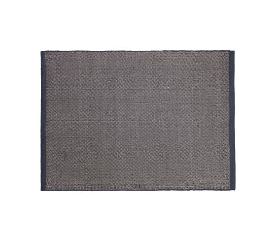 Dune Rug Blue-Grey by Hem Design Studio   Rugs