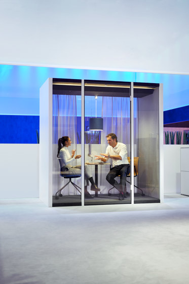dialogue cube von Bosse | Office Pods